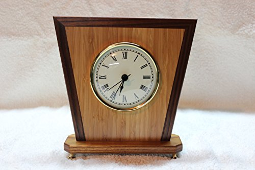 Ash Desk Executive (Executive Desk Clock)
