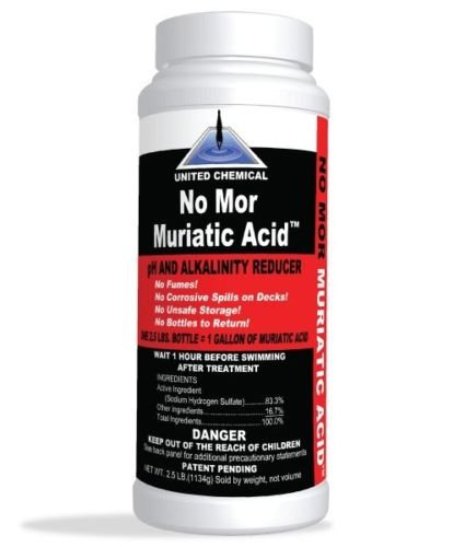 A Quick And Dirty Guide For Using Muriatic Acid In Your Pool