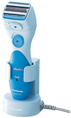 Panasonic Salashe Ladies Shaver ES2211P-A Blue (Japan Model) by Panasonic