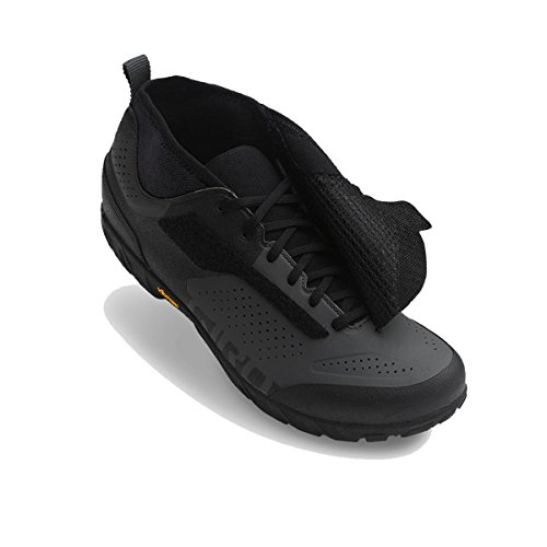 Black Dark Terraduro Mid Shoes Shadow Giro MTB I6YzHwxx