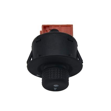 BeIilan Sostituzione forXsara PicassoMirror Controllo Button Switch Regolare regolamento manopola