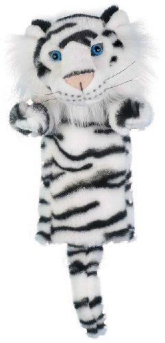 [Winning Edge Designs White Bengal Tiger Snowcone Head Cover] (Winning Edge Designs Animal Headcovers)