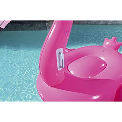 Bestway Flamingo Rider Inflatable Pool Float: Toys & Games