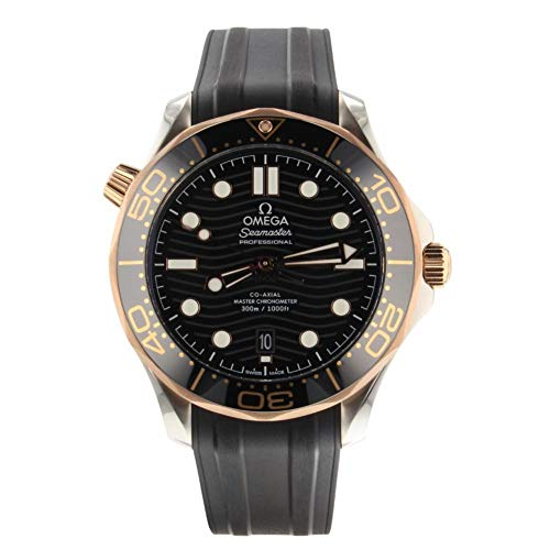 - Omega Seamaster Automatic-self-Wind Male Watch 210.22.42.20.01.002 (Certified Pre-Owned)