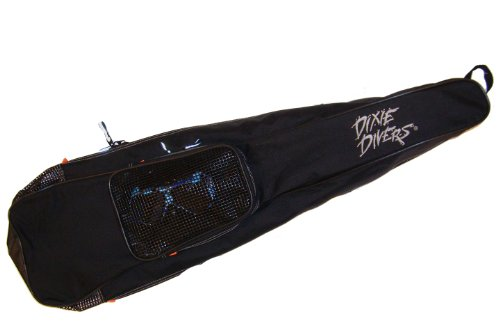 SOPRAS SUB MODULAR LONG FINS DETACHABLE PLATE SIZE 12-13 FREEDIVING SCUBA DIVING APNEA WITH DIXIE DIVERS FIN BAG by Sopras Sub (Image #4)