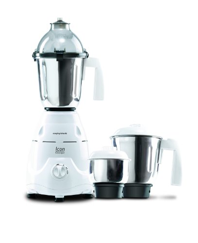 Morphy Richards Icon Classique 750-Watt Mixer Grinder (White)