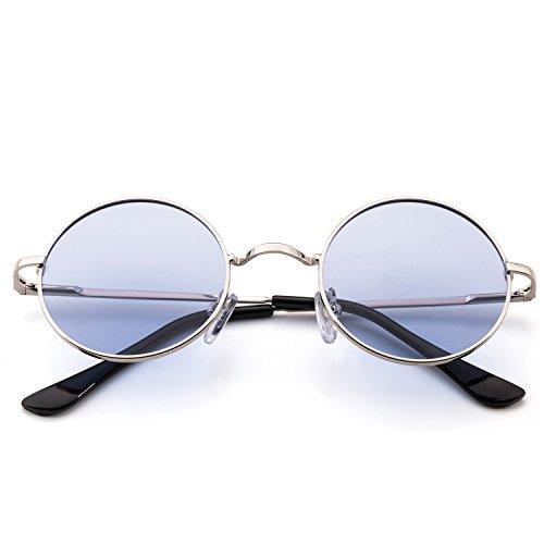 Menton Ezil Sexy Hippie Retro Lennon Sty - 8124 Sunglasses Shopping Results