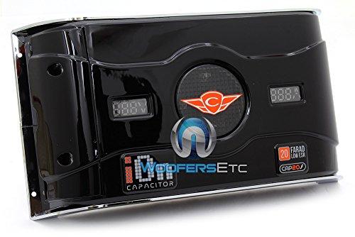 Cadence Acoustics CAP20F 20 Farad 16V Stiffening Capacitor