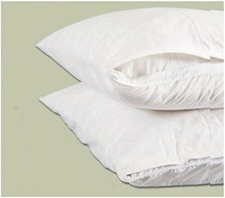 SMARTSILK Pillow Protector White Standard