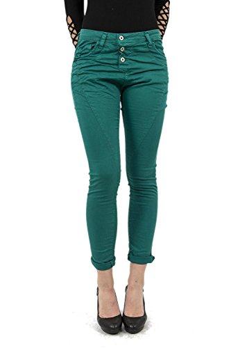 Please Jeans p78a Vert