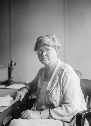 1923 photo Dr. Louise Stanley Vintage Black & White Photograph b4