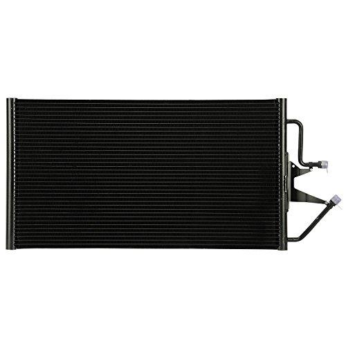 Klimoto Brand New Condenser fits Chevrolet/GMC C K Series Sierra Silverado 1500 2500 HD 3500 5.0L 5.7L 6.0L 6.5L 4.3L V6 7.4L 8.1L 6.6L V8 7-4720 CNDDPI4720 Q4720 15-62 52402209 3013 640250 2308
