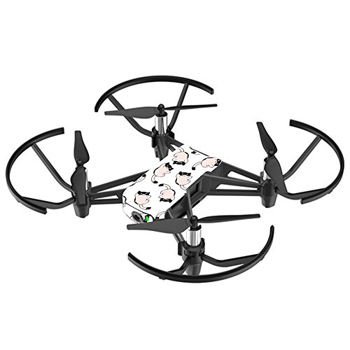 MightySkins Skin for DJI Ryze Tello Drone - Raining Cats | Protective, Durable, and Unique Vinyl Decal wrap Cover | Easy to Apply, Remove, and Change Styles | Made in The USA