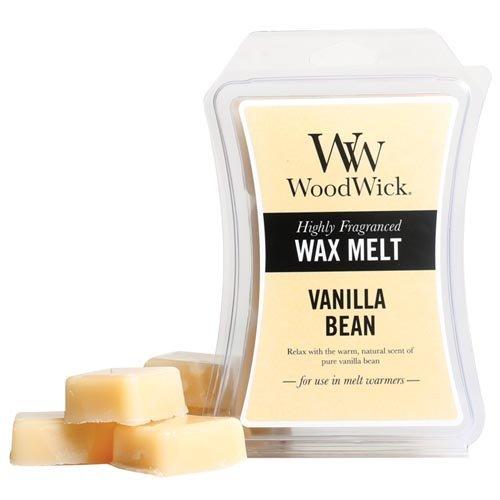 Woodwick Wax Melt 3 Oz. Set of 3 - Vanilla Bean