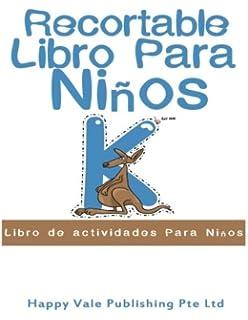 Recortable Libro Para Niños: Libro de actividades Para Niños