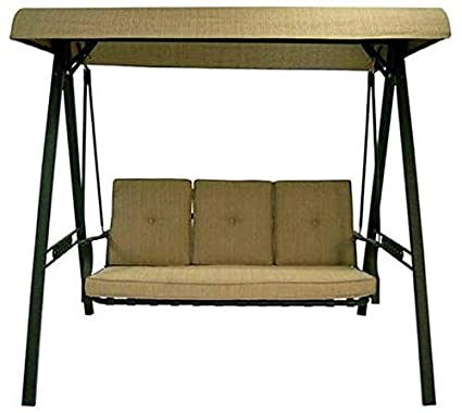 Amazon Com Replacement Swing Canopy For North Haven 3 Person