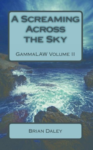 book cover of A Screaming Across the Sky