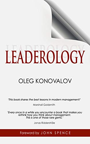 LEADEROLOGY by [Konovalov, Oleg]