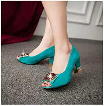 65509951252bb Shopping 13 - Green - Pumps - Shoes - Women - Clothing, Shoes ...