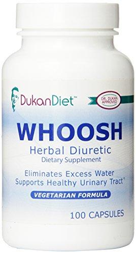 Régime Dukan Whoosh Herbal Diurétique, 100 comte