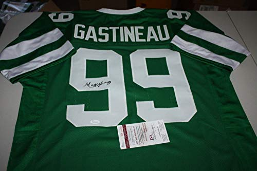 official photos 9cd07 6abf1 Mark Gastineau New York Jets Authentic Jersey