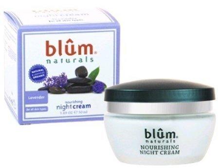 Cheap Blum Naturals Nourishing Night Crm Lav 1.69 Fz