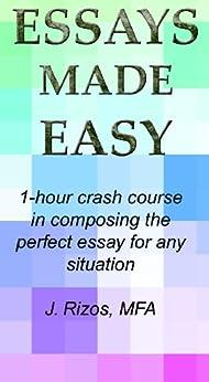 how to write an essay crash course