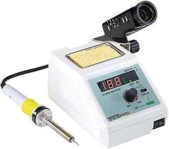 digitallötstation jlt01/48 VA con soldador Soporte: Amazon.es: Industria, empresas y ciencia
