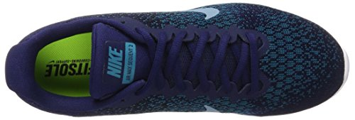 Homme cerulean Max 405 Blue 2 Running blustery Sequent Chaussures De Air Multicolore binary black Nike 1qw04F1