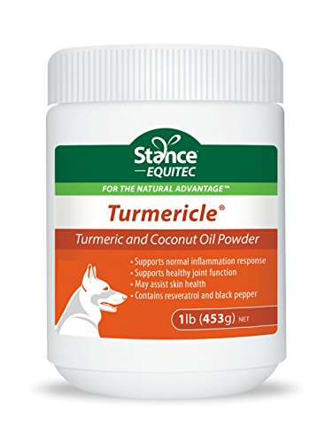 Maximum Joint And Skin Health For Dogs. All Natural Turmeric, Coconut Oil, Black Pepper Premium Formula. Safe Natural Arthritis & Itchy Skin Relief. Powder in 1lb/500gm Tub