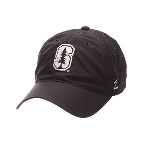 NCAA Stanford Cardinal Adult Men's Darklite Performance Hat, Adjustable Size, Black