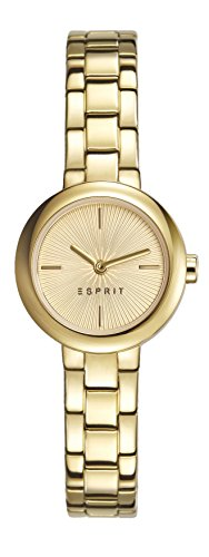 Esprit Watch April Gold - ES107212007-Gold - stainless-steel-Round - 23 mm