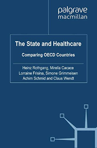 The State and Healthcare: Comparing OECD Countries (Transformations of the State) Pdf