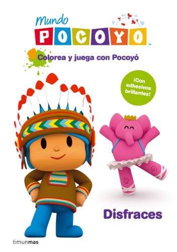 POCOYO.DISFRACES.TIMUN MAS. by Agapea (1900-01-01): Amazon.es ...