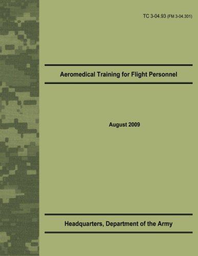 Download Aeromedical Training for Flight Personnel (TC 3-04.93) pdf