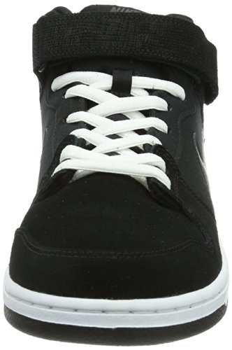 Mens Pro White Schwarz Black Charred Mid Black Skateboard Dunk Nike Grey Skateboard Shoes FwHqRRd