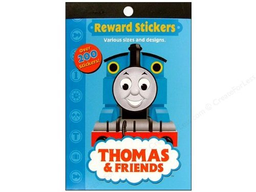 Thomas the Train Reward Stickers - 200 Stickers!
