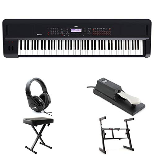 Korg Kross 2 88-key Essential Bundle