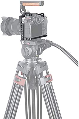 Niceyrig S1/S1R - Jaula para cámaras Panasonic Lumix DC-S1 y S1R ...