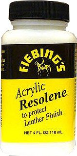 Price comparison product image Fiebing's Neutral Acrylic Resolene Leather Finish 4oz