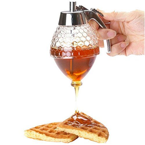 Acrylic Honey Pot Juice dispenser - 8