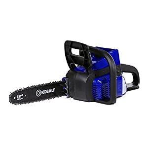 Kobalt 40-volt Max Lithium Ion 12-in Cordless Electric Chainsaw (Tool Only, Battery and Charger Not Included)
