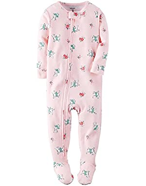 Baby Girls' 1 Pc Cotton 331g177