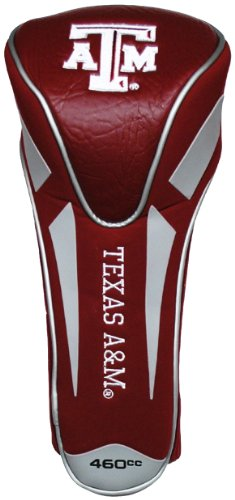 Texas Single (NCAA Texas A&M Aggies Single Apex Driver Head Cover)