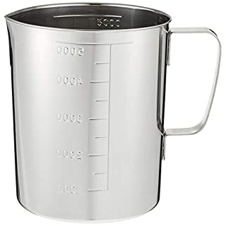 18-8 With for measuring cup opening business