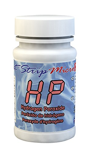 - Industrial Test Systems eXact 486648 Micro Hydrogen Peroxide Mid Range Strips, 0-42 ppm Detection Range (Bottle of 50)