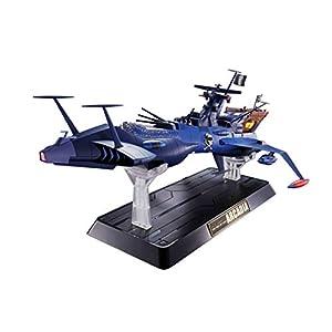 超合金魂 宇宙海賊キャプテンハーロック GX-93 宇宙海賊戦艦 アルカディア号 約430mm 塗装済み可動フィギュア