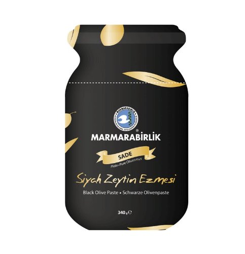 MB Exclusive Black Olive Paste by Marmara Birlik