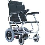 Puzzle Portable Folding Electric Power Wheelchair Legrest: Swing Away Legrest