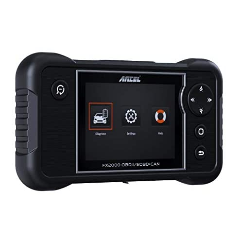 Image of Code Readers & Scan Tools ANCEL FX2000 Vehicle OBD2 Scanner Automotive Car Code Reader Check Engine ABS SRS Transmission Diagnostic Scan Tool
